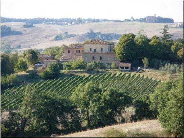A Tuscan Farm 640×480 Design Farmhouse Landscapes