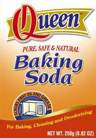 baking soda as a natural fungicide and insecticide