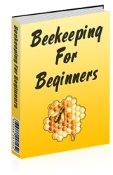 Beekeeping for beginners ebook