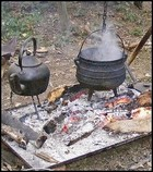 Camp fire cooking thumbnail