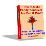Candy bouquet ebook