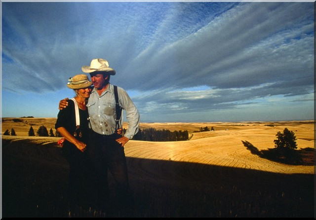 An Idaho Farming Couple