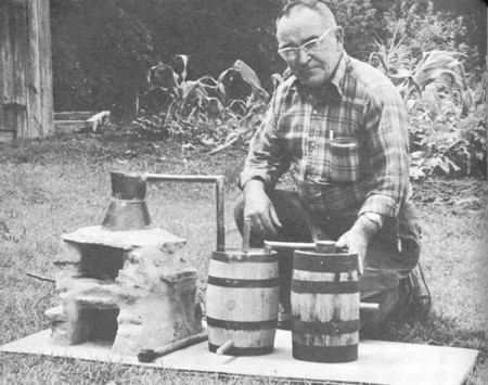 A moonshine working model