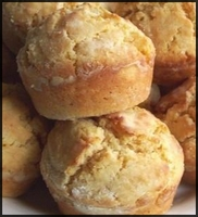 apricot and cream cheese muffins