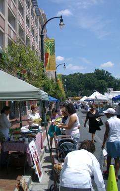 Silver Spring Farmers' Market