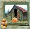 small farm scrapbook