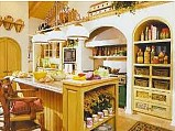 A Spanish Country Kitchen