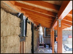 How To Build An Eco Friendly Straw Bale House