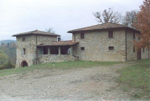 Our house in Tuscany