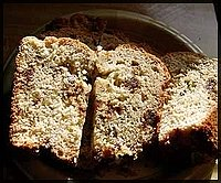 3 slices of date and nut loaf
